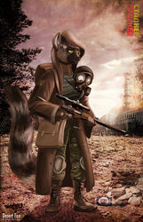 Get out of here, Stalker!|by Joel The Lemur