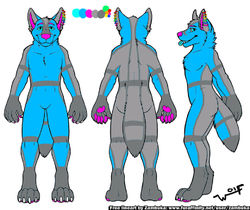Tanners Ref Sheet|by Wolfman5