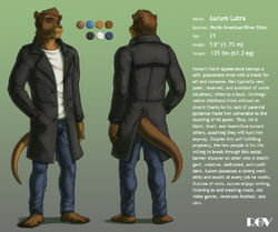 Aurum Lutra Reference|by Rov