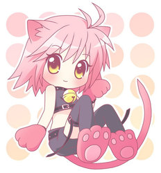 pink neko|by pink kitty