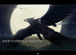 Screen shot 1 from the game project of this story, CG by Kfutaba|by kokushi