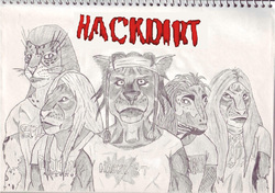 HackDirtBand|by Potter