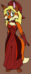 bdever-victorian-dress-colour-ver1|by vulpyfox
