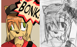 Get BONK'D Arroyo Icon|by ArroyoOfTheRiver