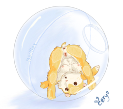 Hamster Ball|by Cerys