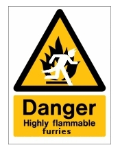 highly-flammable|by Caesar the Dog