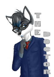 ello im the Dr.|by cloudwuskyfluffs