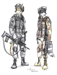 Callentine Battle Uniforms (2010)|by contrail09