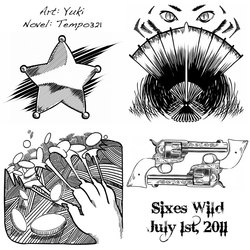 Sixes Wild - Chapter Icons!|by Tempo