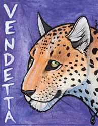 Vendetta Leopard|by Vendetta