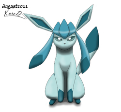 Glaceon needs a cold one