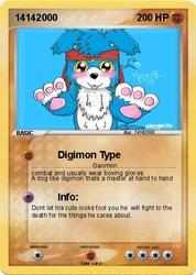me-card|by Bell_the_gaomon