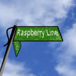 Raspberry Line Thumbnail|by Lemniscate