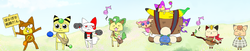 Monster Hunter Diary: Poka Poka Pokemon Village|by shotien