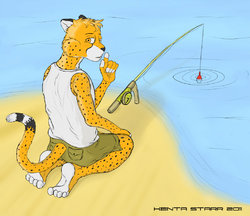 Fishing|by kenta-starr