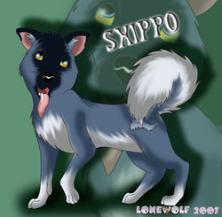 My Fursona|by SHIPPO