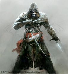 Ezio Auditore da 'Leo'Firenze|by Knuckles The RedLion
