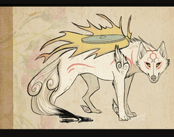 Okami|by michimutt