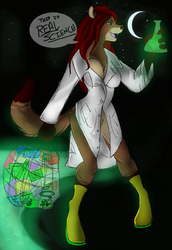 This is REAL Science!|by KateTheMarten