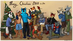Christmas Present from Drex!|by Sikkab