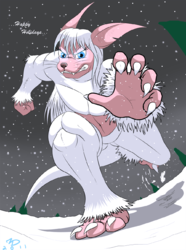 Holiday Chase|by ZackDragon