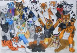 20 Furries|by TheKarelia
