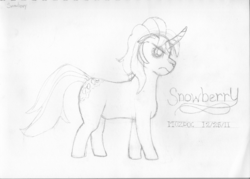 snowberrypencil|by Mozdoc