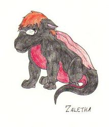 the maniacal zaletha-coloured|by Zaletha