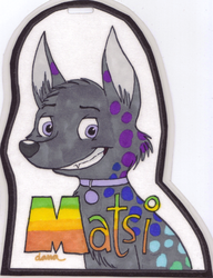Matsi by Dana Simpson|by MatsiWolf