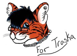 Traska the Tiger|by Argyron