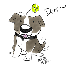 Durr|by Moony