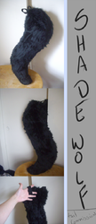 Shade wolf tail -DONE-|by ShweeWolfCraftz