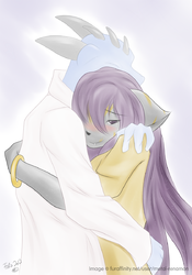 I'll be Missing You|by Metal Renamon