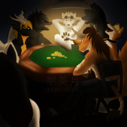 Poker|by Limizuki