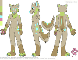 Shwees new design -soon to be suit-|by ShweeWolfCraftz