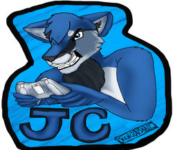 xbox 360 rage con badge|by jc_husky