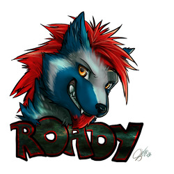 roady badge|by shynjy