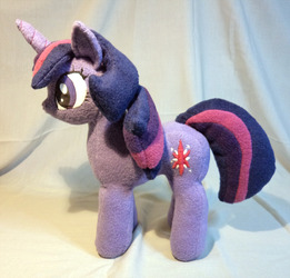 Twilight Sparkle v.2.0|by Sockmuffin Studios