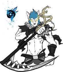 Request: Arc the Keyblade master|by Unrealismos