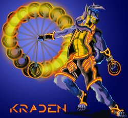 Kraden of Actfur On Air|by Windsmane