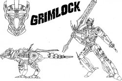GrimLock|by Windsmane