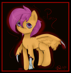 Scootaloo Pain