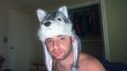 me wolfy hat|by Mark Wilds