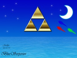 Triforce of the skies...