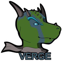 Verge Badge!|by Jasonafex