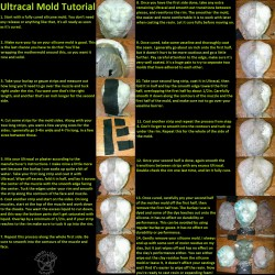 Ultracal Mother Mold Tutorial|by fenrirs_child
