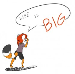 Big Stuff|by Spix
