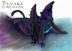 Tyvara Panther|by Fossil