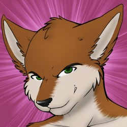 Free Canine Icon - Xavier|by invisibleBear