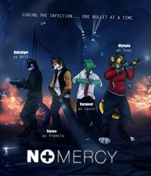 L4D - No Mercy by Solaxe - by NukaTiger|by Nuka Tiger